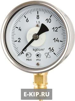 Ключ динамометрический ЭДК-700. Манометры 1. Манометр МТП-1М 400кг